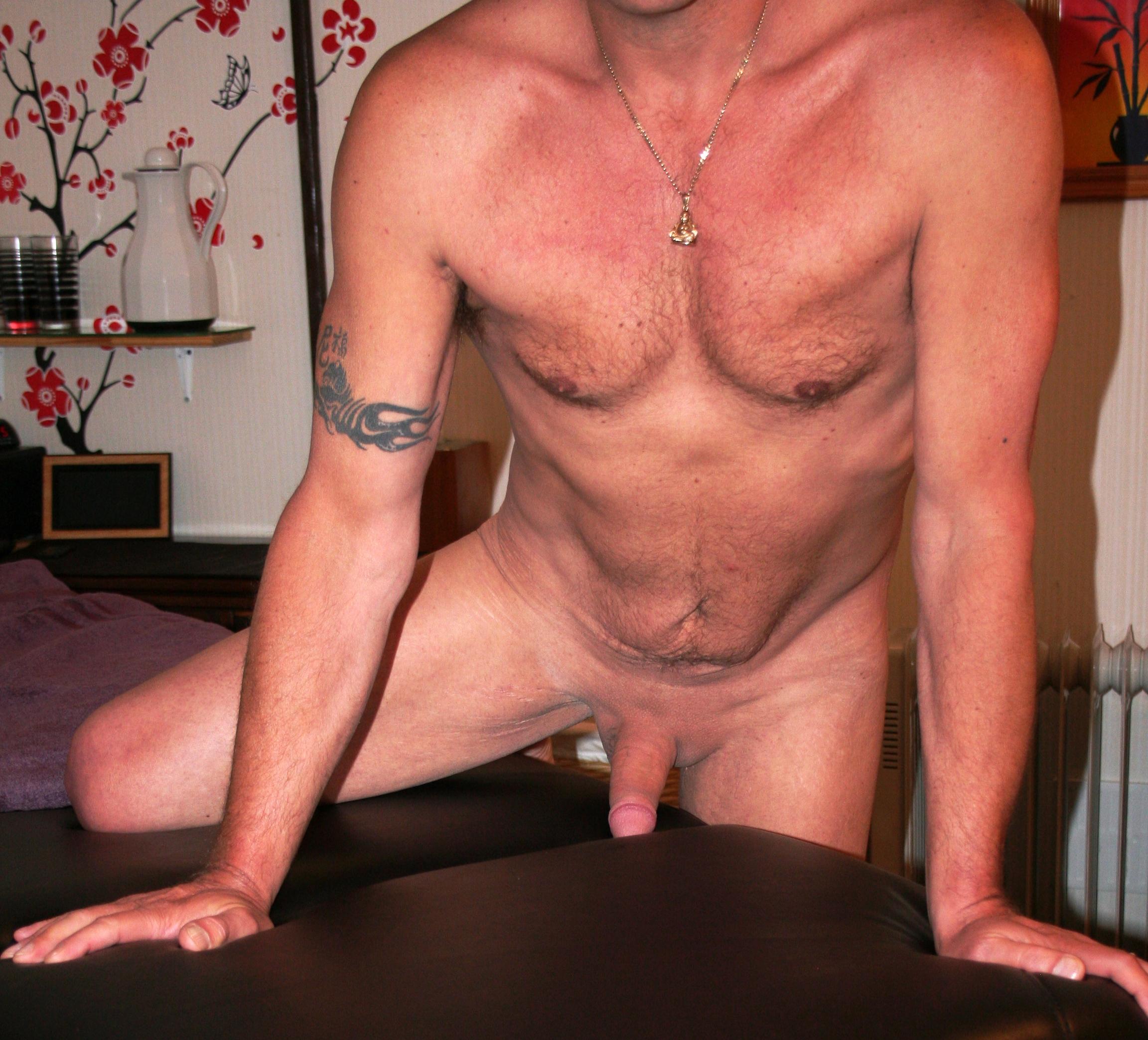 naturist massage with Dean